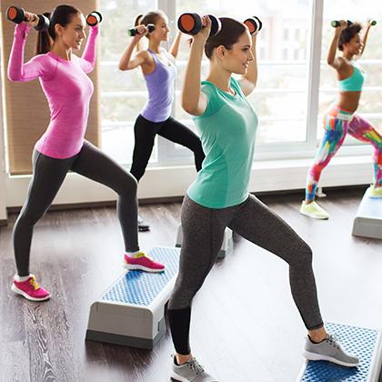 健身課程館