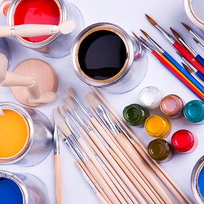 創意塗鴉用品