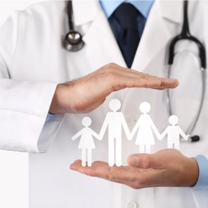 健康照顧區