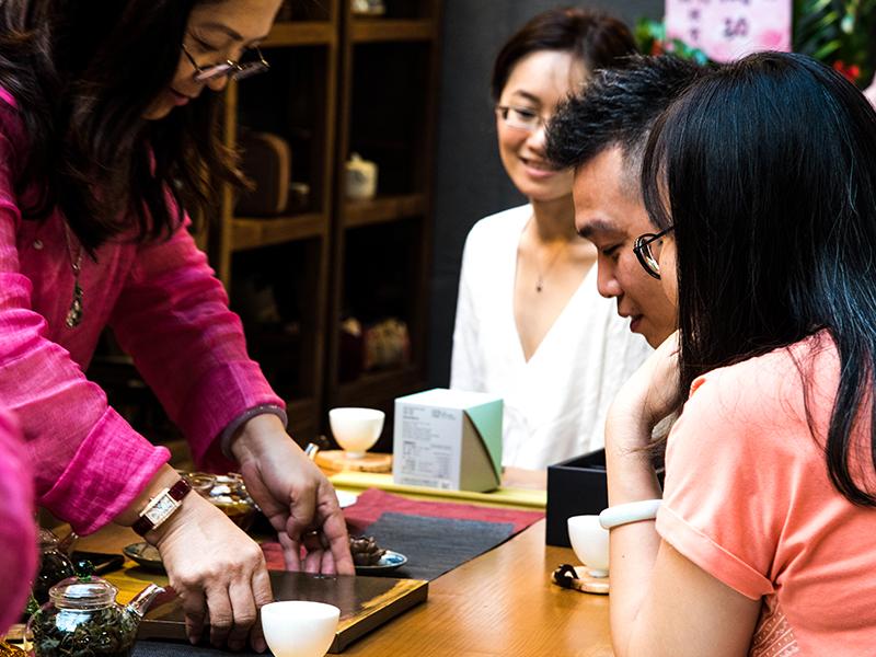體驗茶文化