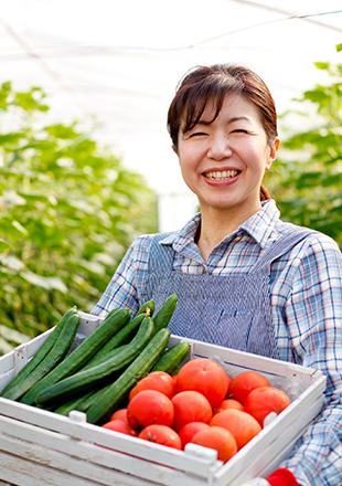 搶新鮮!小農市集產地直送