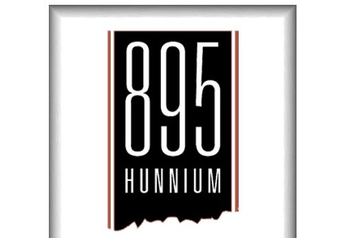 895 Hunnium