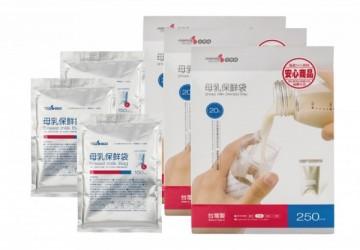 六甲村‧母乳保鮮袋250ml/60入組合包