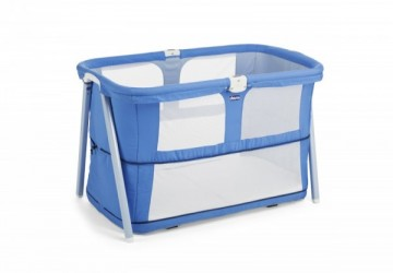 Chicco Lullago Zip可攜式兩段嬰兒床