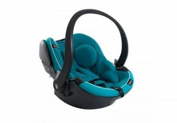 【BeSafe】iZi Go Modular 模組化兒童汽座提籃-冰島藍