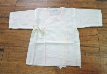 40支紗紗布衣5件組