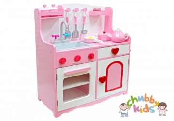 甜美風小廚房-薔薇粉