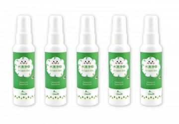 水清淨-有機天然防蚊液 60MLx5