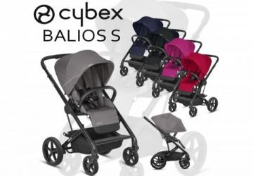 CYBEX BALIOS S時尚手推車