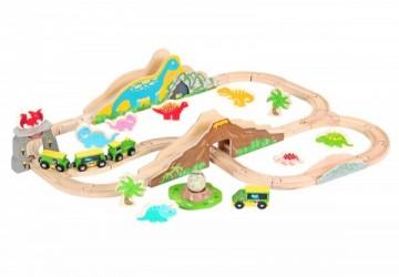 侏儸紀火車世界