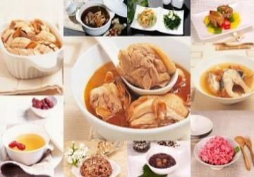 莊園養胎燉湯/6箱+廣和尊龍A級月子餐30天/組