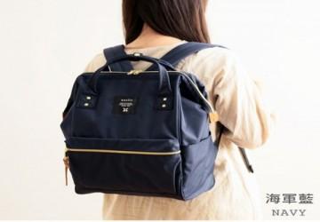 日本anello大開口大容量後背包 買大送小