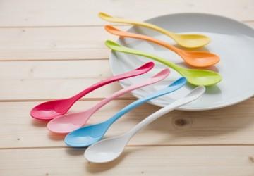 Twins Spoon            好心情湯匙七件組