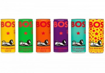 BOS有機南非國寶冰茶250ml 第二件6折