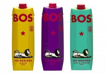 BOS有機南非國寶冰茶1L 第二件4折