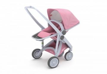 【荷蘭Greentom】UPP® Reversible雙向款嬰兒推車 現場再折$800