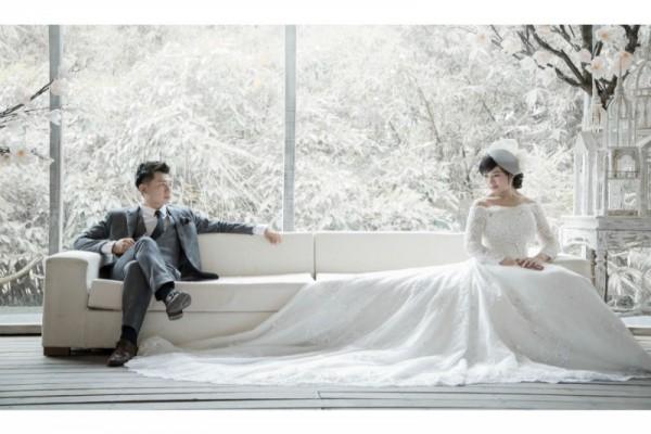 韓式婚紗攝影基地方案