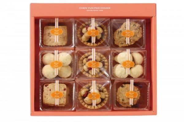 西式手工餅乾禮盒