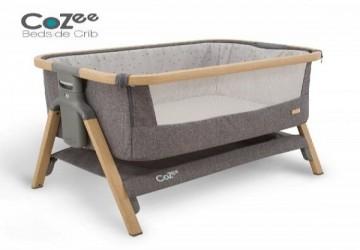 COZEE秒收嬰兒床 贈送1.床墊2.蚊帳 3.收納袋