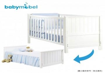 0~7歲成長床MI3款床架+床墊