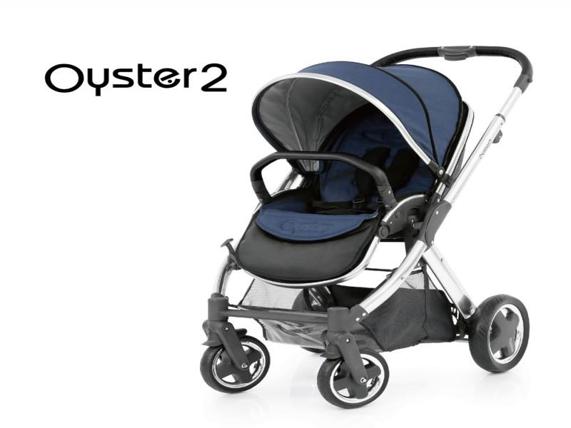 英國 Oyster 2 雙向嬰幼兒手推車