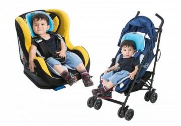 C-air吸空氣嬰兒推車汽座涼墊