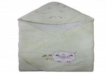 精梳棉包巾