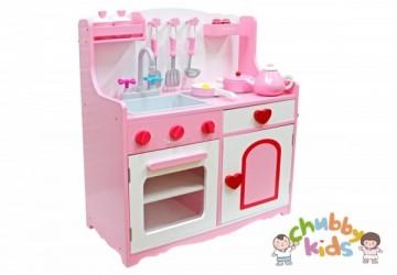 甜美風小廚房--薔薇粉