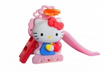 Hello Kitty溜滑梯