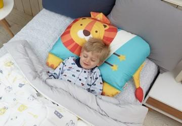 美國Milo & Gabby 動物好朋友-超細纖維防蟎大枕心+枕套組
