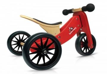 美國Kinderfeets-木製平衡滑步車-初心者系列