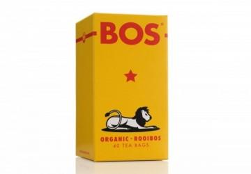 啵獅有機南非國寶茶包 三盒
