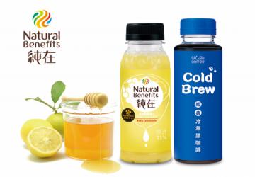 純在冷壓蔬果汁2入組(蜂蜜檸檬柳橙汁+Cblab冷萃黑咖啡)
