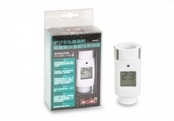 蓮蓬頭水溫感知監控器