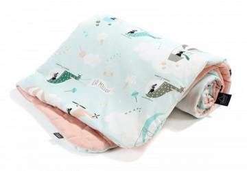 歐洲 La Millou Velvet頂級棉柔系列-雙面柔柔毯