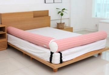 【展場獨家現省$1068】韓國Kangaruru袋鼠寶寶多功能防跌落床圍抱枕