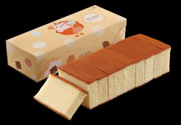蜂蜜蛋糕(10片裝)乙條