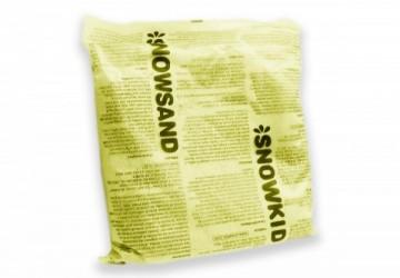 韓國SNOWKIDS天然安全兒童藝術遊戲專家-兒童五感啟發雪沙-原味(泡泡糖黃)(限每日開展前10位)