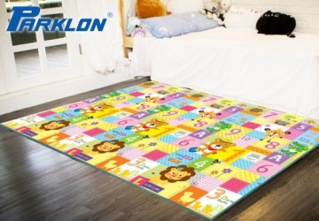 【PARKLON】韓國帕龍無毒地墊 - 單面切邊【動物123】