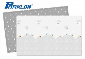 【PARKLON】韓國帕龍 - 雙面加厚 1 . 2CM PURESOF 爬行地墊 - 小汽車的冒險