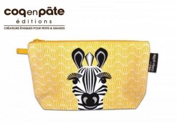 【COQENPATE】法國有機棉無毒環保布包 / 大大水堅包