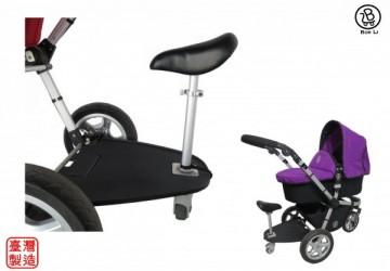 【MIT台灣製】DOIS 嬰兒車專用 兒童椅墊踏板組