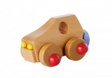 Familidoo木頭賽車