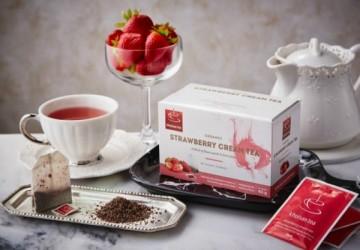 有機草莓水果茶