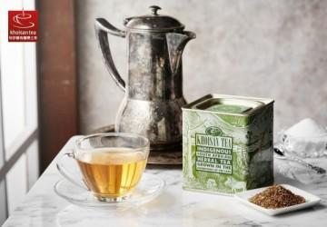 有機博士綠茶限量經典罐