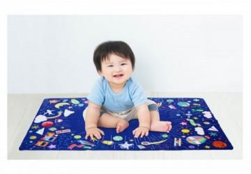 寶貝愛乾淨-幼兒遊戲保潔墊