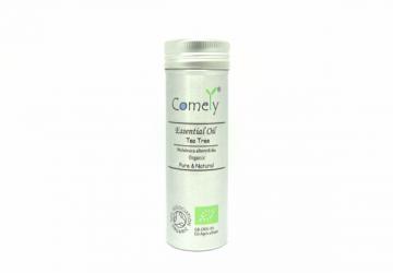 Comely ® 卡莫莉茶樹有機認證純精油10ml Organic Tea Tree Pure Essential Oil(附有機證明)