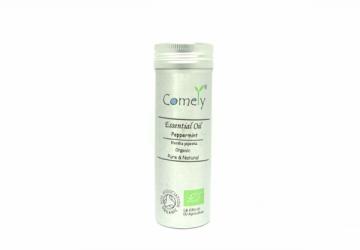 Comely ® 卡莫莉歐薄荷有機認證純精油10ml天然精油 Organic Peppermint Pure Essential Oil(附有機證明書)