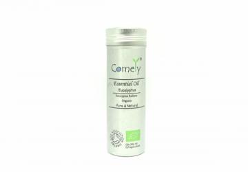 Comely ® 卡莫莉尤加利(澳洲)有機認證純精油 10ml Organic Eucalyptus Radiata Pure Essential Oil (附有機證明)