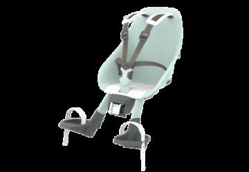 日本 Urban Iki 自行車兒童前置座椅-薄荷藍